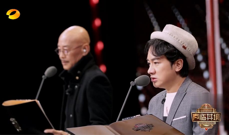 王祖蓝杜燕歌配《使徒行者》,被赞原音重现