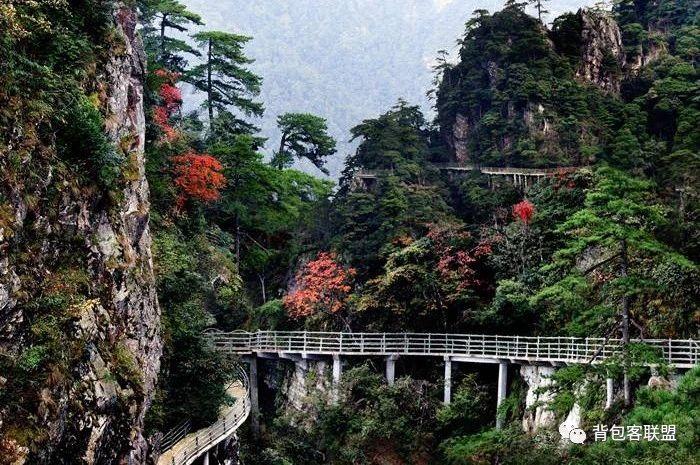 江西吉安井冈山风景旅游区