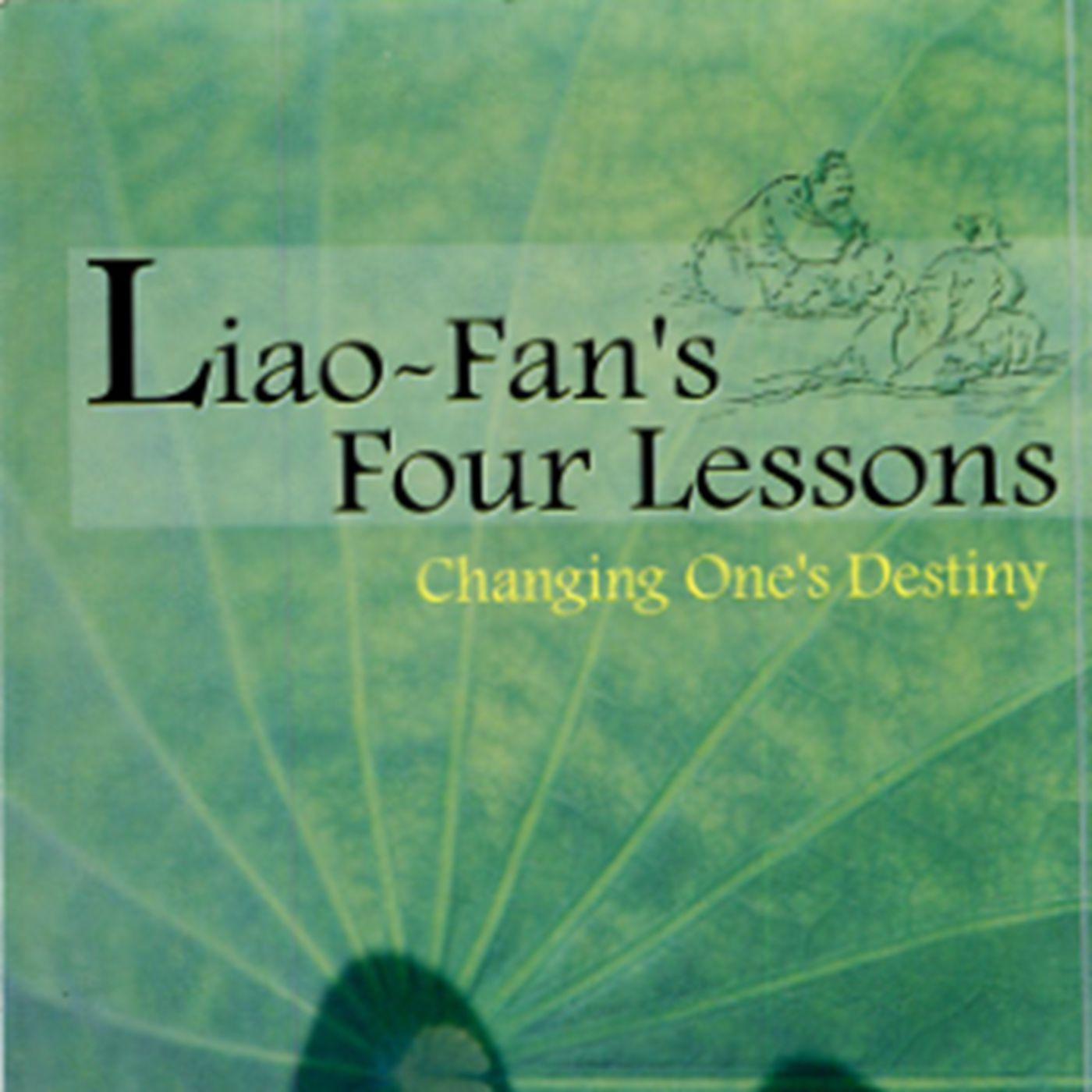 Liao-Fan's Four Lessons (了凡四訓英文有聲書)