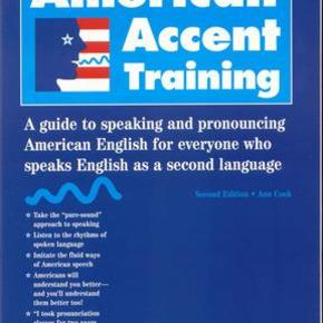 【American Accent Training美语发音秘诀】在