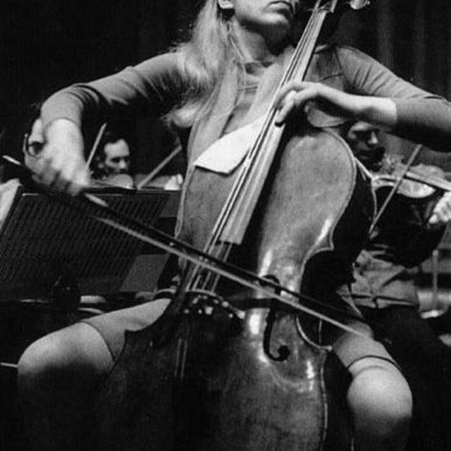 大提琴 - 缠绵往事 - jacqueline du pre 杰奎琳杜普蕾