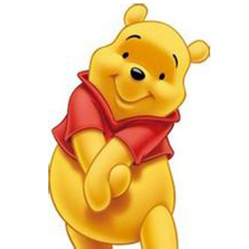 微信小熊可爱头像图片萌
