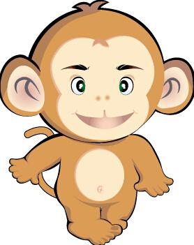 微信头像猴子图片大全