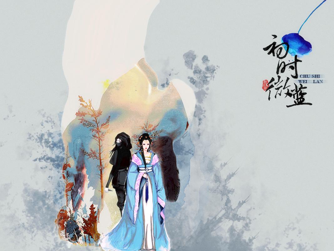 美工:手绘-风筝【初c