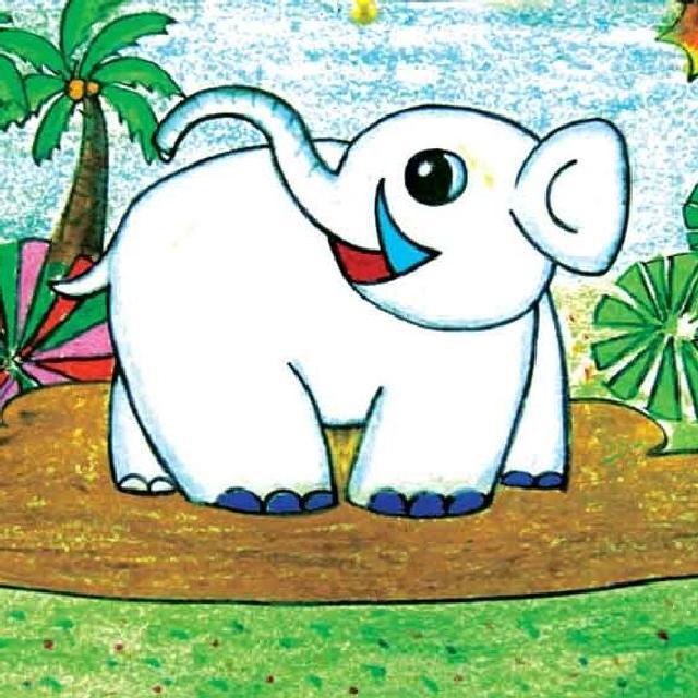 可爱的小象免费在线收听|mp3下载—喜马拉雅fm