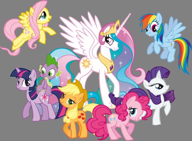 ... pony 可爱军团梦靥之月宇宙太阳月亮紫悦公主 实体
