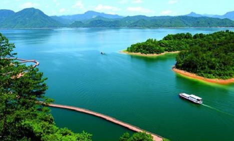 打造二龙湖风景区,叶赫旅游风景区和大南山旅游风景