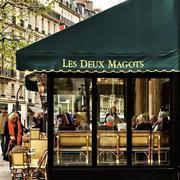 走进法国巴黎的露天咖啡馆-喜马拉雅fm