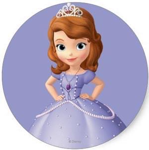 小公主 蘇菲亞簡筆畫_小公主 蘇菲亞簡筆畫