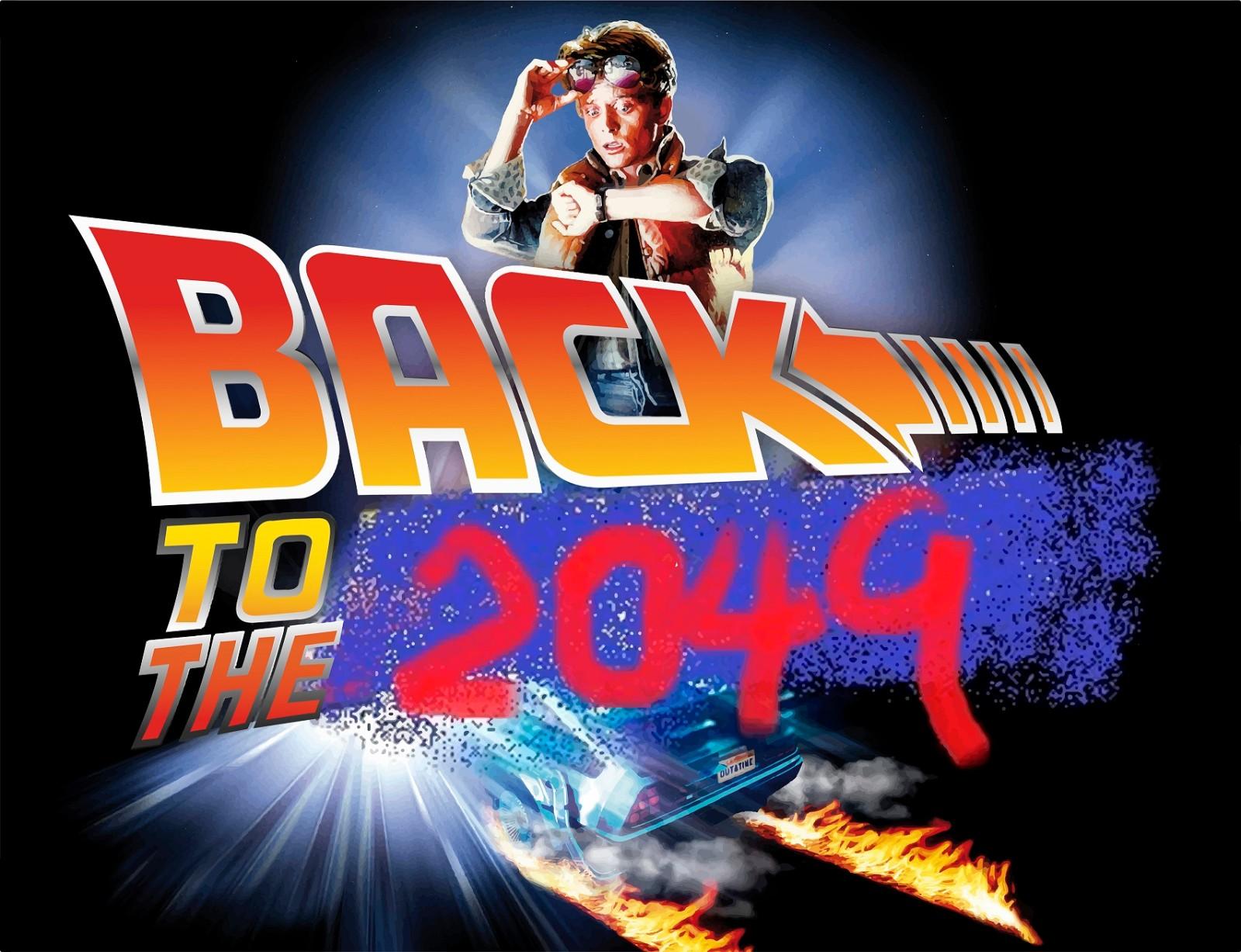 回到2049科学脱口秀