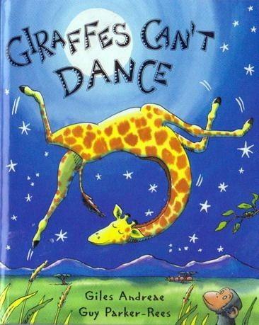 45 长颈鹿不会跳舞 Giraffes Can't Dance