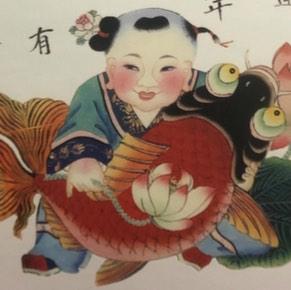 中国第一种进入宫廷的民间年画