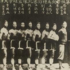 中国率先兴起篮球运动的城市