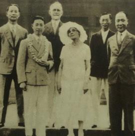 中国第一位促成京剧走向世界的学者