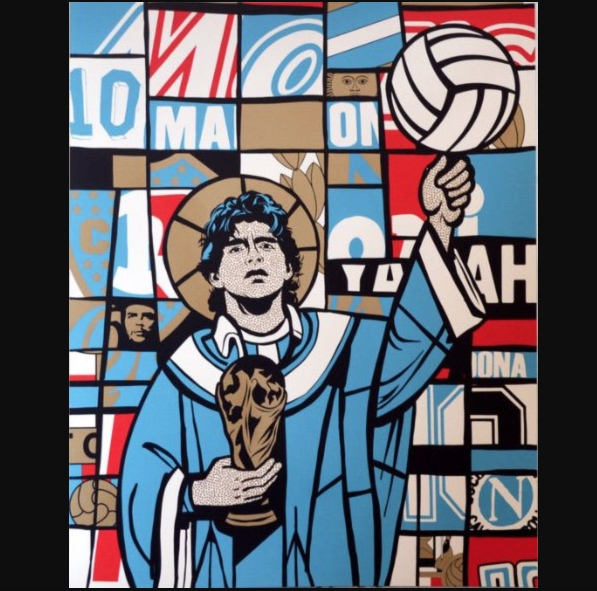 Dictée_Actu_74_Maradona - itinéraire d'un gamin en or (B2-C1)