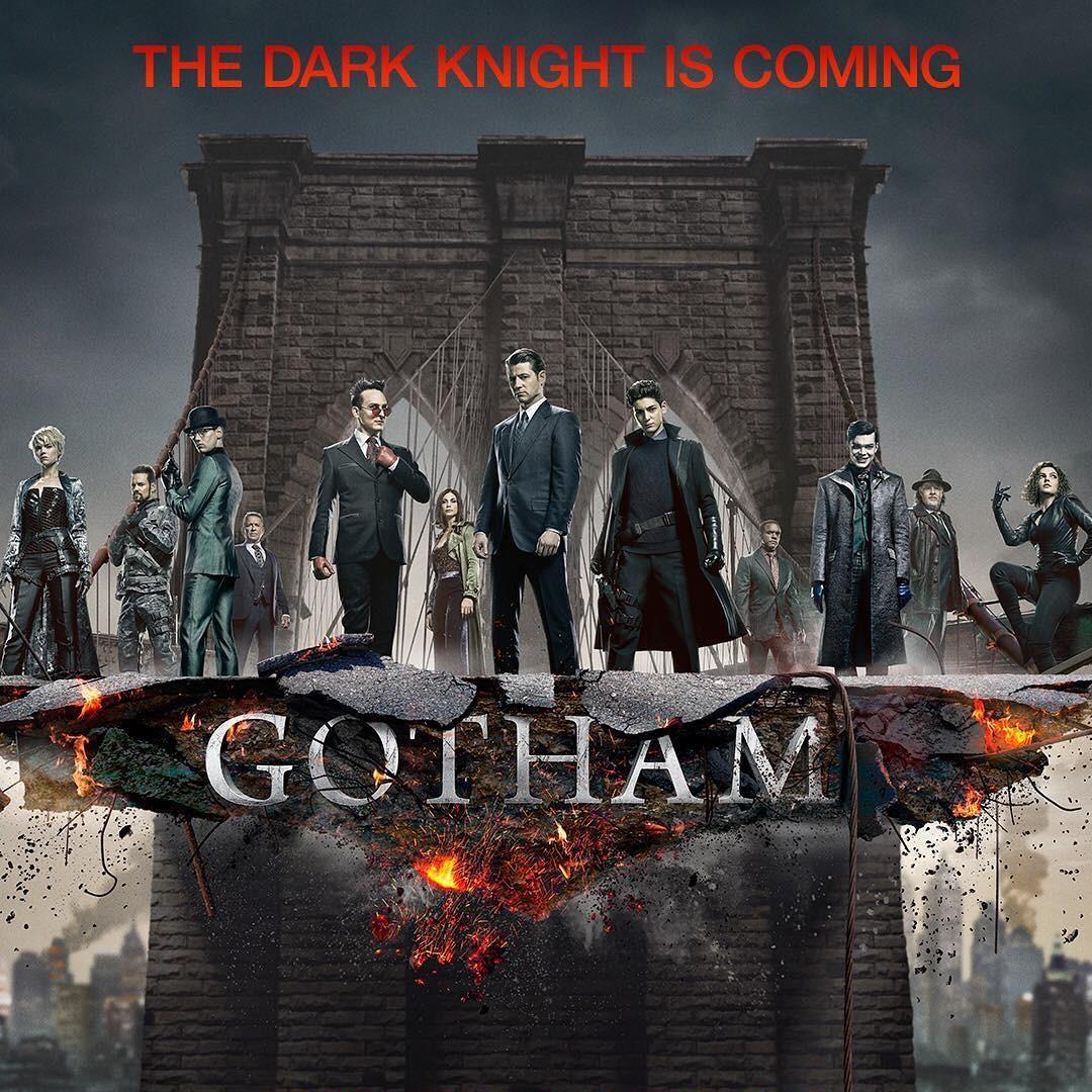 《哥谭》最终季,看完你会爱上他们