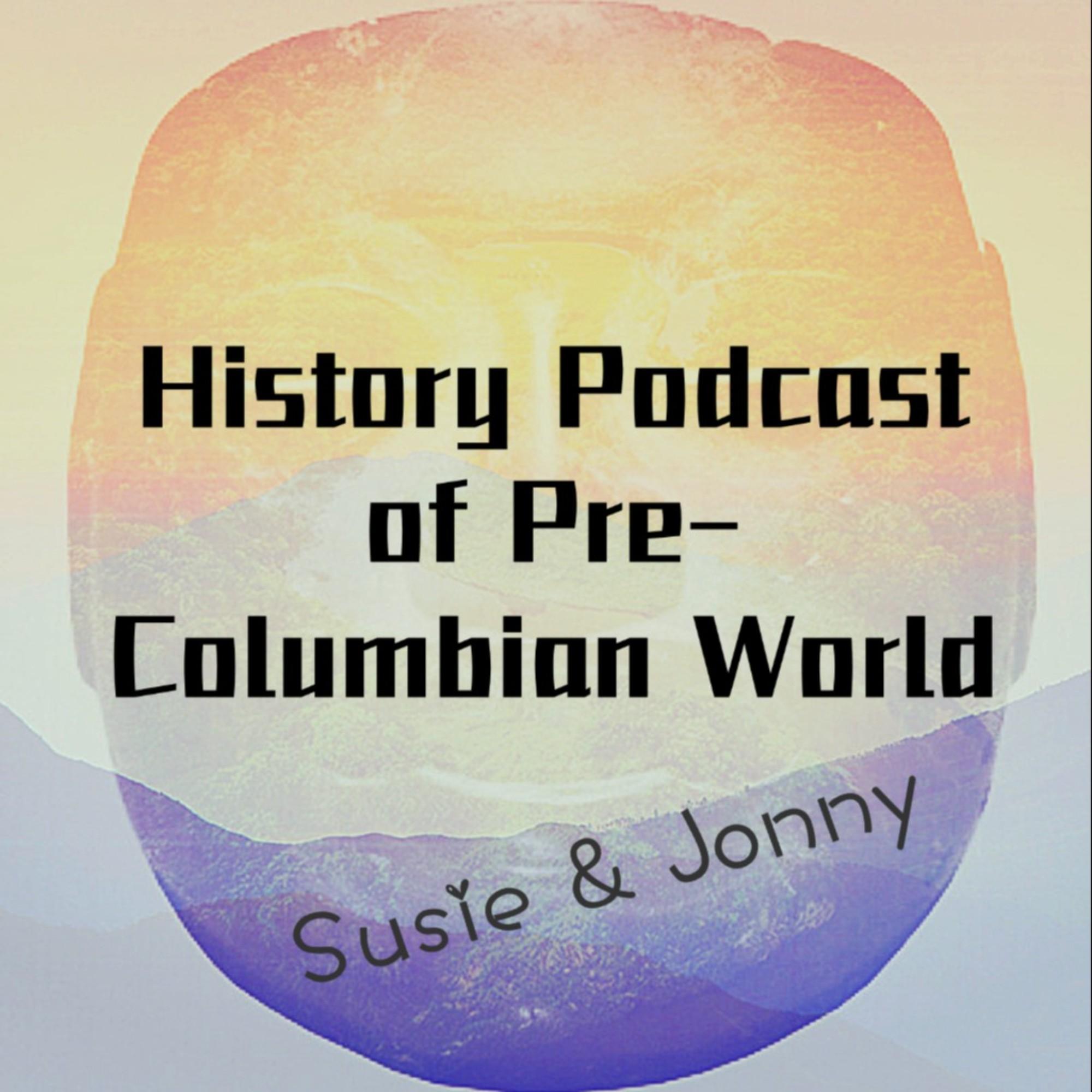 History of Pre-Columbian World(美洲史)
