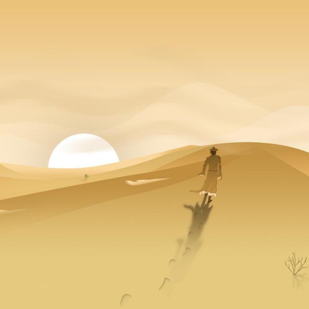 安德烈.纪德:沙漠